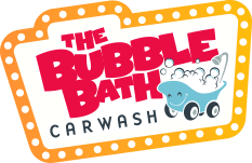 Bubble Bath Car Wash